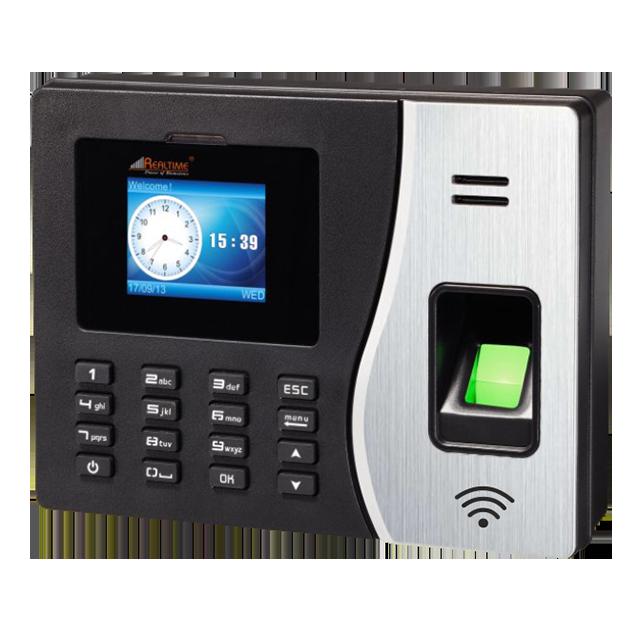 2483e0cbed1 Realtime Biometrics   Attendance & Fingerprint Reader